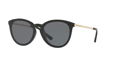 Solid Light Grey Sunglasses