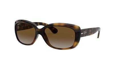 Grey Gradient Brown Polarized Sunglasses