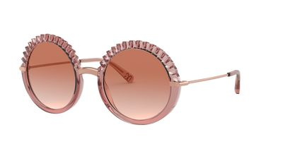 Pink Gradient Sunglasses