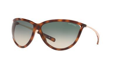Blue Gradient Sunglasses
