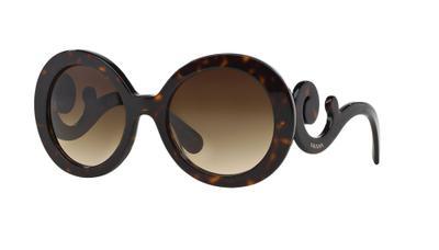 Brown Grad Sunglasses