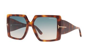 Green Gradient Sunglasses