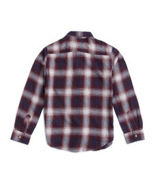BOYS Y/D CHECKS FULLSLEEVE SHIRT