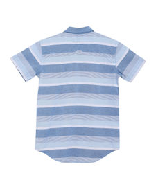 BOYS STRIPE HALF SLEEVE SHIRT