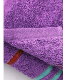 Tiara Orchid Purple Hand Towel