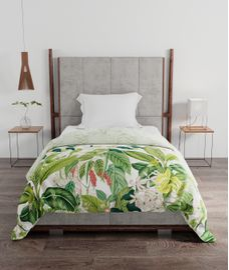 Rain Forest Comforter Single Size