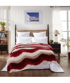 Jacquard Blanket Double Size