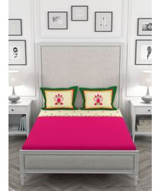Manish Arora Bedsheet Super King Size