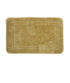 Window Mellow Green Pane Bath Mat Large Size