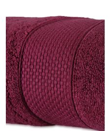 New Ultralux Wine Bath Towel