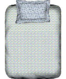 Hashtag Bedsheet Single Size