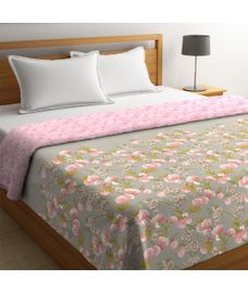 Liva Vintage Bloom Comforter King Size