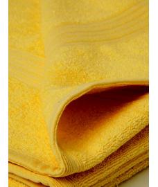 Eva Turmeric Yellow Face Towel