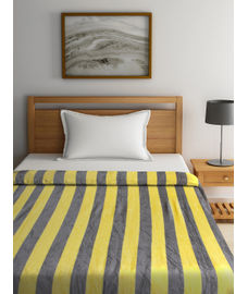 Feather Coral Blanket Single Size