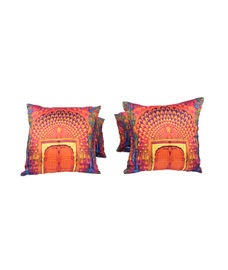 Band Baja Barat Cushion Cover 4 Pc  Set