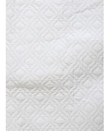 Mattress Protector White Single Size