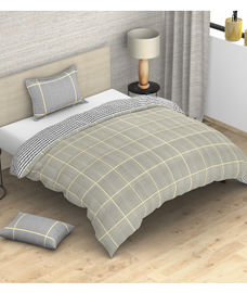 @Codes Duvet Cover Single Size