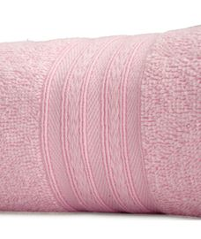 Eva Pink Rose Bath Towel XL Size