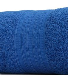Eva Saphire Blue Bath Towel XL Size