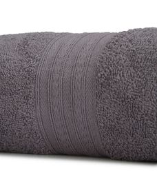 Eva Smokey Grey Bath Towel XL Size