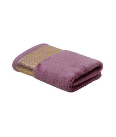 Mia Haze Pink Hand Towel