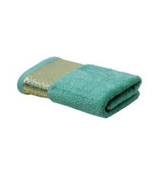 Mia Mist Green Hand Towel