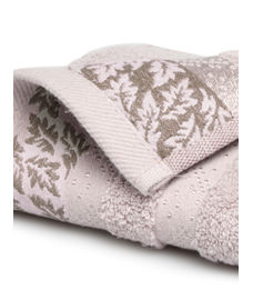 Ariana Jacquard Light Mauve Hand Towel