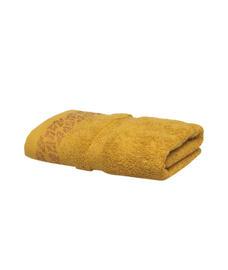 Ariana Jacquard Mustard Hand Towel