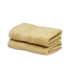 New Ultralux Lite Desert Brown Hand Towel