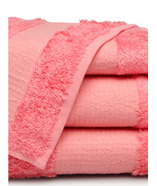 Lagoon Bamboo Wild Rose Towel Set