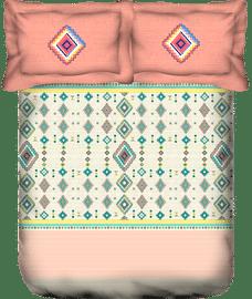 Cadence Bedsheet and Duvet Cover Set