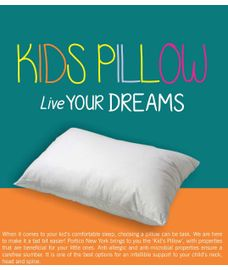 Kids Pillow Small Size