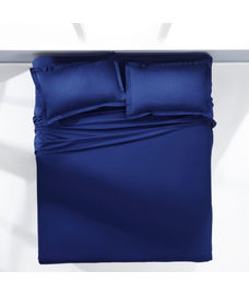 Supercale Deep Wisteria Bedsheet Super King Size
