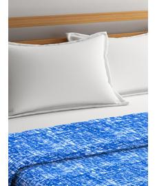 Imprints Blanket Blue Double Size