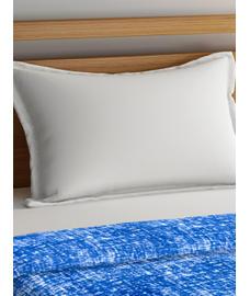 Imprints Blanket Blue Single Size
