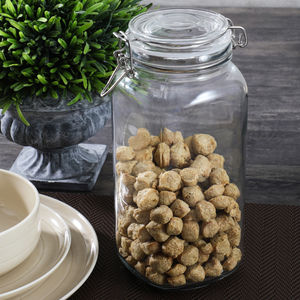 Set Of 2-Square Large Utility Storage Jar