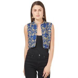 Desi Belle Women Reversible Jacket