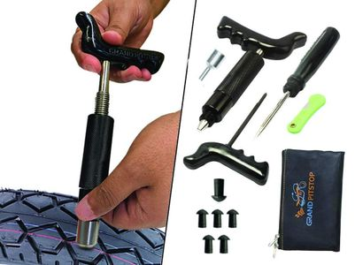 Mini Plug Puncture Repair Kit