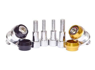 Bobbins / Spools for Paddock - Dual Color Cap