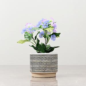 Mini Ivory Ceramic Vase