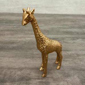 Golden Decorative Giraffe