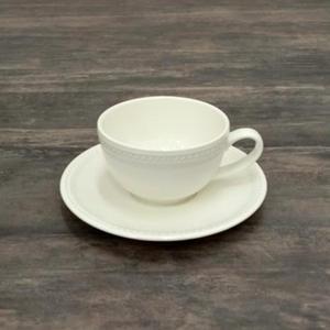 Set of 6 Cream Tea and Cup Saucer