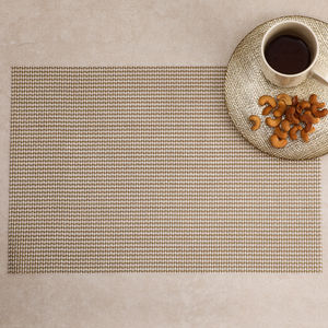 Gold Classic Weave Placemat