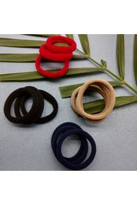 Multicolor Basic Rubber Band Set