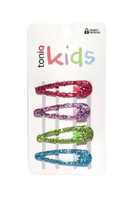 Multicolor Clip Set