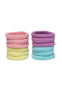Pastel Basic Rubber Band Set