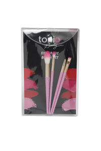 Eye Candy Set of 4 Makeup Brushes