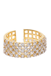 Gold-Plated Ring
