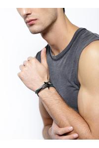 Green Anchor Bracelet