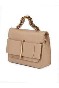 Peanut Messenger Bag